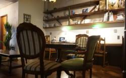 【泊まれる喫茶店 ヒトヤ堂】静岡のゲストハウス