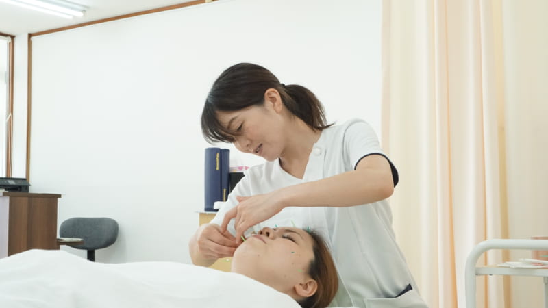 【はりときゅう すなお治療院】鍼灸院