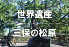 静岡と言えば【三保の松原】世界遺産に登録された話題のスポット!